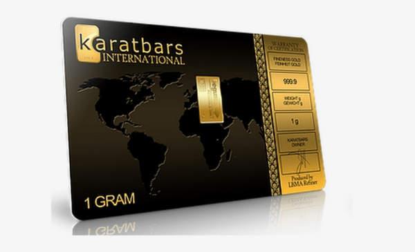 KaratBars ou comment vous préparer une retraite… en OR ?